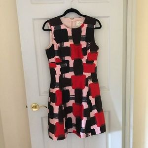 Kate space spotted bow dress